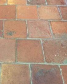 Victorian Reclaimed Quarry Tiles