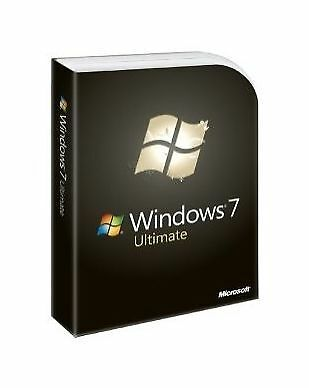 Microsoft Windows 7 Operating System Software For Sale Ebay