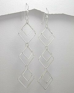 Sterling Silver Bracelet Earrings Set - NEW Gatineau Ottawa / Gatineau Area image 2