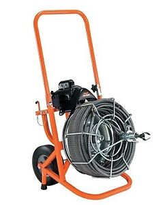 Electric Sewer Auger (for tree roots)