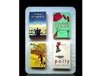 WOMENS FICTION - PAPERBACK BOOKS - (4) - FOR SALE