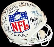 Signed Proline Helmet