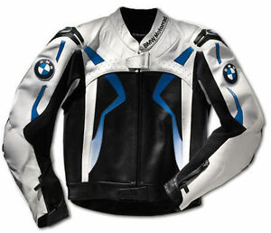"BMW ""Sport"" Leather Jacket & Pants"