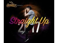 Streetfunk presents STRAIGHT UP '17