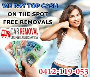 Get Top Cash For Cars in 1 Hr or Less. We BEAT Any Price GUARANTEED. Welshpool Canning Area Preview