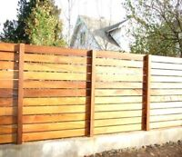 Fences, fence repairs and decks made affordable
