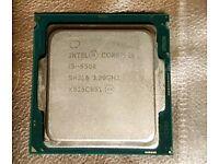 Intel CPU i5 6500 processor