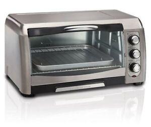 Hamilton Beach 6-Slice Toaster Oven