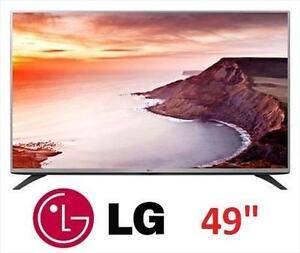 "REFURB LG 49"" 1080P LED HDTV - 98723194 - 49 INCH TELEVISION"
