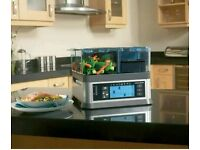 Morphy Richards Intellisteam 48780 Brand New Steamer Onepot Cooking