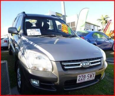 2005 Kia Sportage Wagon