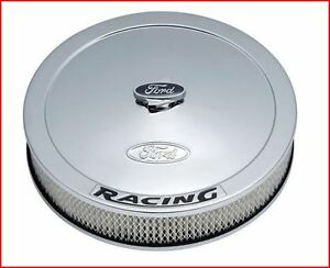Proform - Ford Racing Air cleaner Kit Chrome 13''