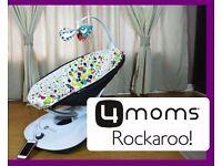 4moms rockaroo baby rocker