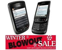 BLOWOUT DEALS ON BLACKBERRY TORCH CELL PHONES @ MTX