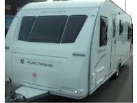 Fleetwood/Adria Symphony Sonata Caravan 2008