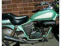 Easyrider 50cc for sale / swop