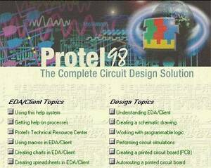 Wanted Protel 98 PCB software Portland Lithgow Area Preview