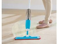 2-In-1 Spray Mop (H128 x W42 x D15cm) (NEW)