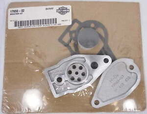 HARLEY-DAVIDSON-GENUINE-OIL-BREATHER-KIT 17650-02 $15.cad