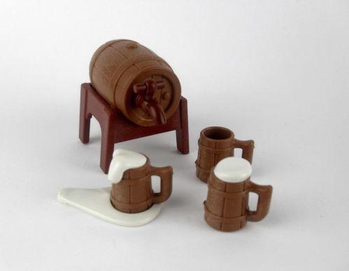 playmobil fass ebay. Black Bedroom Furniture Sets. Home Design Ideas