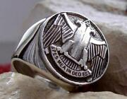 Scottish Rite Masonic Ring