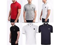 Stone Island Polo Shirt Tops Brand New 100% Authentic Genuine RRP £89 - S, M, L, XL - 6 Colours