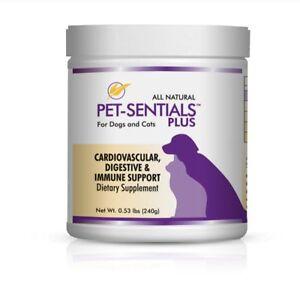 """Pet-Sentials Plus - """"All in One"""" Pet Support - Holistic"""