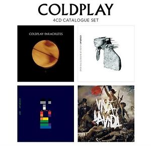 Cool Play - Coffret de 4CD