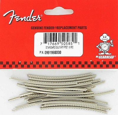 Fender Strat Tele Electric Guitar Fret Wire Standard 24 on Rummage