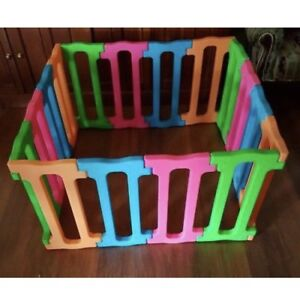 Perma plastic playpen Burleigh Waters Gold Coast South Preview