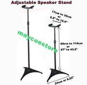Home Theater Speaker Stands