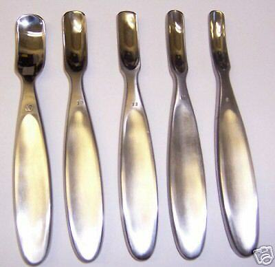 Metatarsal Deglover Set Podiatry Surgical Instruments 911131517 Mm