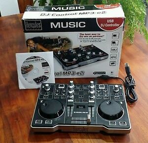 Hercules MP3 E2 Deejay Controller Stratford Kitchener Area image 2