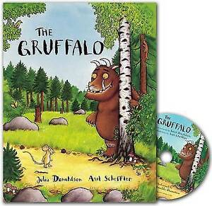 The Gruffalo Book and CD Pack, Julia Donaldson | Perfect Paperback Book | Good |