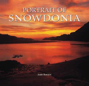 Portrait of Snowdonia, Rawson, Jerry, Used; Good Book