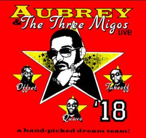 Drake&Migos Section 312 Row 9