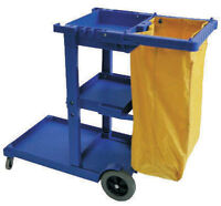 SALE - MUST HAVE ! JANITORIAL CART