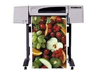 HP DesignJet 500 (24-inch) Large Format Inkjet Printer