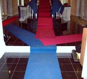 Neoprene Floor Runners! Rent or Buy!! Protect your floor! Call 403-697-1000