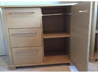 Mamas and papas chest of drawers