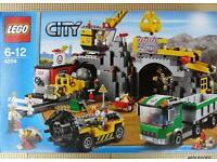 Lego City Mine (4204) New