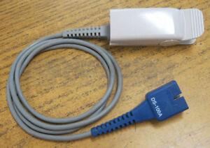 Nellcor DS-100A Adult Finger Clip Oximax SpO2 Sensor 1 Meter