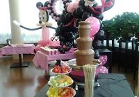 CHOCOLATE FOUNTAIN & EDIBLE IMAGE TOPPERS