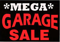 EXTRA LARGE community Garage Sale July 1st, are you READY??