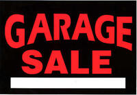 HUGE Garage Sale! Must see Aug 29/30th 7am to 8pm