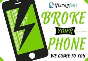 iPhone Repair - iPad Repair - Cracked Screen Repair - LG - Sony - Samsung - Fix Phone Screens - We Come To You