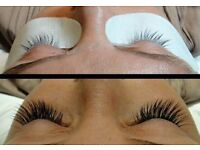 Hair and eyelash extensions - mobile appointments available