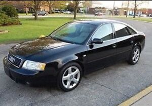 2003 Audi A6  BEST OFFER TAKES IT!