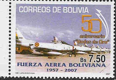 Bolivia 2006 Fuerzas Aereas