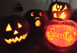A scentsy Halloween!